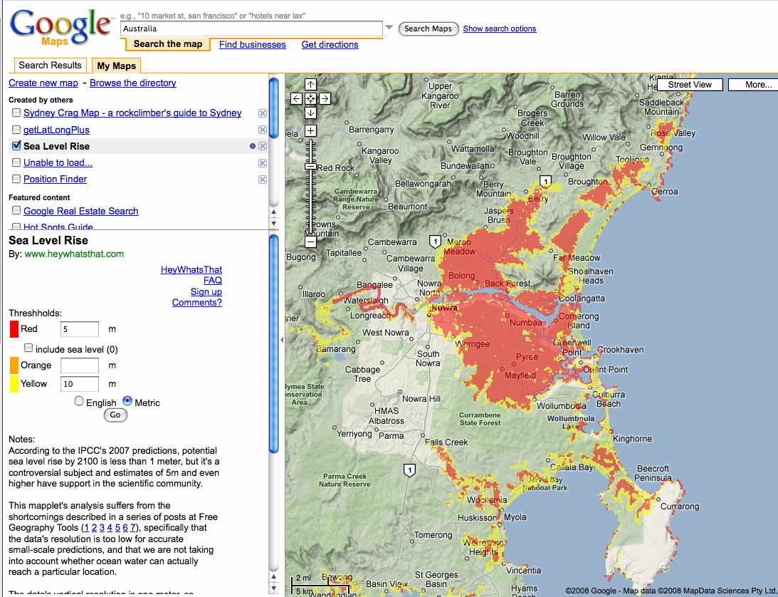 gosford newcastle and forster (update dec there are more accuratemaps being developed by ses organisations and this page will link to themwhen . tsunami hazard to coastal populations