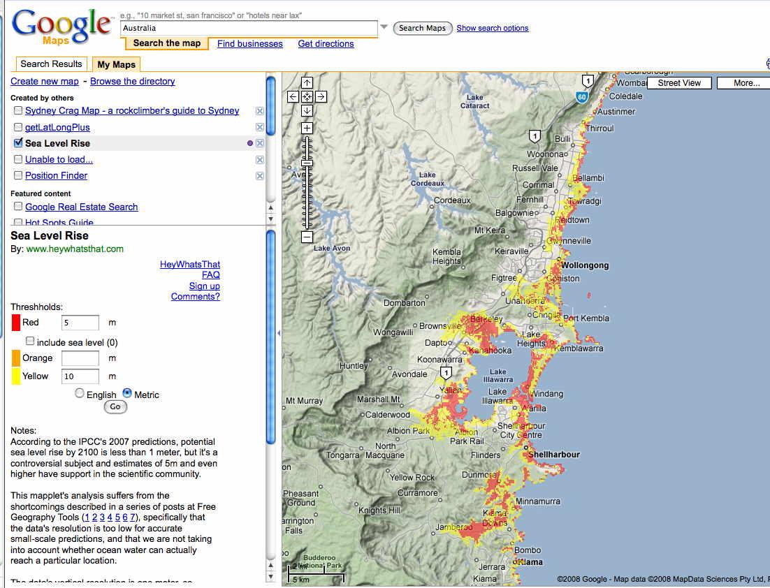 Tsunami Hazard to Coastal Populations